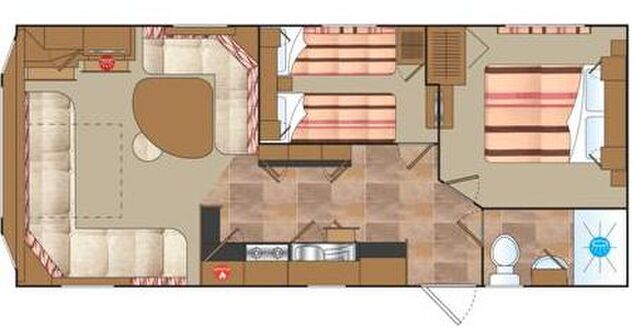 Lapwing Dog Friendly Floorplan