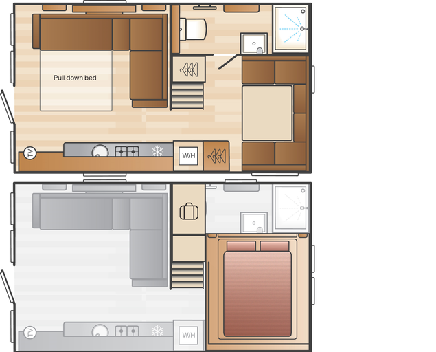 Curlew Plus Floorplan